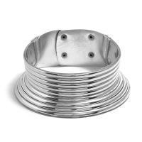 Kunststoff Collier, mit Stoff, für Frau, keine, frei von Nickel, Blei & Kadmium, 170x56mm, Länge:ca. 20 ZollInch, 2StrangStrang/Menge, verkauft von Menge
