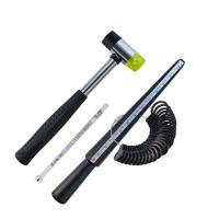 Zinklegierung mit Kunststoff, plattiert, verschiedene Stile für Wahl, frei von Nickel, Blei & Kadmium, 320x100x35mm, verkauft von setzen