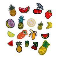 Nähen-auf Patch, Stoff, Stickerei, DIY & verschiedene Muster für Wahl, 10PCs/Menge, verkauft von Menge