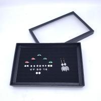 Mehrzweck-Display, Kraftpapier, mit Baumwollsamt, Sitzbank, keine, 210x140x40mm, verkauft von PC
