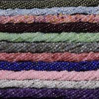 Edelstein Schmuckperlen, rund, verschiedenen Materialien für die Wahl & facettierte, 4mm, Bohrung:ca. 1mm, ca. 90PCs/Strang, verkauft per ca. 14.9 ZollInch Strang