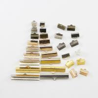 Eisen Anhänger Zubehör, plattiert, DIY & verschiedene Größen vorhanden, keine, frei von Nickel, Blei & Kadmium, 50PCs/Tasche, verkauft von Tasche