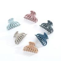 Haarklammer, ABS Kunststoff, für Frau, keine, 56x36mm, 12PCs/Tasche, verkauft von Tasche