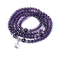 Quarz Armbänder, Synthetischer Quarz, mehrschichtig & für Frau, violett, 6u5bc6u7801, verkauft von PC