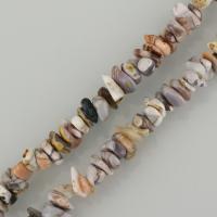 persische Jade Perle, 2-7x8-17x8-17mm, Bohrung:ca. 1mm, ca. 88PCs/Strang, verkauft per ca. 15 ZollInch Strang