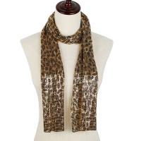 Mode Statement Halskette, Pailletten, für Frau, keine, frei von Nickel, Blei & Kadmium, 230mm, Länge:59.05 ZollInch, verkauft von PC