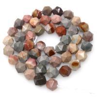Edelstein Schmuckperlen, Naturstein, verschiedene Größen vorhanden, gemischte Farben, 390mm, 5SträngeStrang/Menge, verkauft von Menge