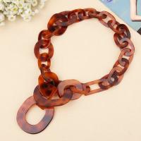 Harz Pullover Halskette, für Frau, keine, 170mm, verkauft per ca. 25.6 ZollInch Strang