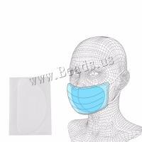 Gesundheit+Schutz+Maske+Chirurgie+Gesicht+Maske, Nichtgewebte Stoffe, wasserdicht, weiß, 50PCs/Box, verkauft von Box