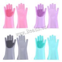 Gesundheit+Schutz+%26+Sicherheit+Handschuhe+, Silikon, wasserdicht, keine, 335x155mm, verkauft von Paar