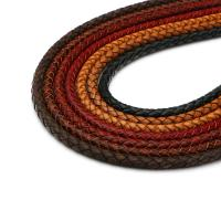Lederband, Leder, DIY & binden, keine, frei von Nickel, Blei & Kadmium, 6mm, verkauft von m