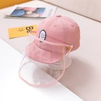 Tröpfchen & staubdichte Gesichtsschild Hut, Baumwolle, abnehmbare, keine, 460mm, verkauft von PC