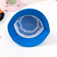 Tröpfchen & staubdichte Gesichtsschild Hut, Baumwolle, abnehmbare & verschiedene Stile für Wahl, keine, 500mm, verkauft von PC