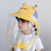 Tröpfchen & staubdichte Gesichtsschild Hut, Polyester, keine, 510mm, verkauft von PC