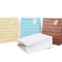 Mode Geschenkbeutel, Papier, Rechteck, Kunstdruck, verschiedene Größen vorhanden, 50PCs/Menge, verkauft von Menge