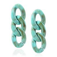 Harz Ohrring, für Frau, keine, 22x63mm, verkauft von Paar
