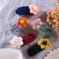 Klick Klack Spange, Caddice, Blume, für Kinder, keine, 60mm, verkauft von PC