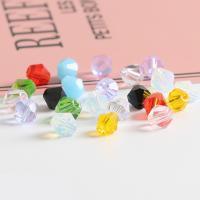 Mode Glasperlen, Glas, plattiert, DIY, keine, 3mm, ca. 135PCs/Strang, verkauft von Strang
