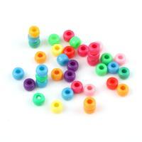 Acryl keine, frei von Nickel, Blei & Kadmium, 6x9mm, 500G/Tasche, verkauft von Tasche