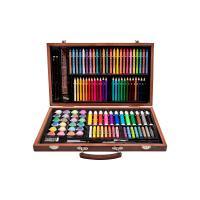 Kunststoff mit Kiefer, für Kinder, gemischte Farben, 370x230mm, 120PCs/Box, verkauft von Box