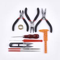 Werkzeug Set, MetallAsphalt, plattiert, DIY, gemischte Farben, 155x115x30mm, 1/setzen, verkauft von setzen