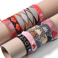 Seedbead Armband, keine, frei von Nickel, Blei & Kadmium, Länge:ca. 11.8 ZollInch, 2SträngeStrang/Tasche, verkauft von Tasche