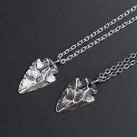 Edelstahl Schmuck Halskette, unisex, keine, 600mm, verkauft von Strang